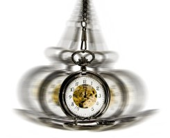 Hypnotherapy Swinging Watch