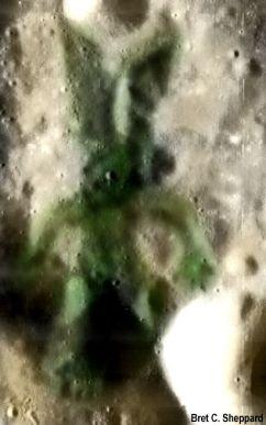Moon draco