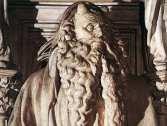 Moses with Horns in Vatican ed0274d621831e0898dc9f3c662fd79c