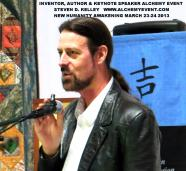 Steven-D-Kelley-Author