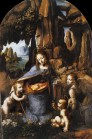 Virgin of Rocks -Leonardo Da Vinci-2099b2c3c9917b3724122a98273fbe3