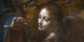 Virgin of Rocks -Leonardo Da Vinci vinci2