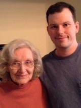 Grandma and me 031614