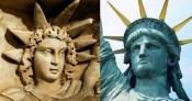 Lady Liberty - Statue of Liberty - Inanna - Ishtar - Anunnaki