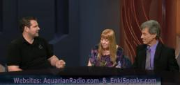 Janet & Dr Sasha Lessin Aquarianradio & EnkiSpeaks dot come
