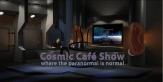 Janet Kira Lessin & Dr. Sasha Lessin on Cosmic Cafe Show Capture