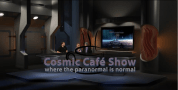 Janet Kira Lessin & Dr. Sasha Lessin on Cosmic Cafe Show Capture