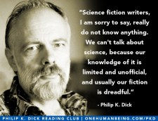 Philip K Dick science-fiction-writers-quotes-4