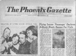 Phoenix Gazette 1952