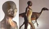 reptile creature ufo