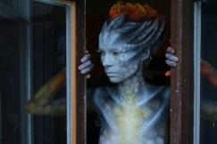 Blue Aliens 1082117281
