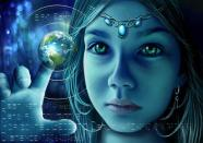 Blue Aliens Starseed