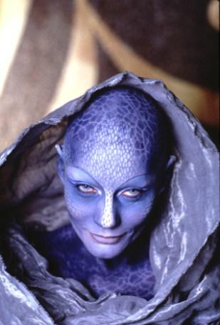 Blue Aliens zhaan007