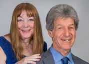 Janet Kira & Dr Sasha Lessin April 2017 IMG_6235