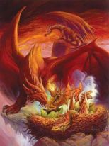 Red Dragon Family 643ffc214e2fa3acc65b972613d6718f