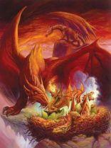 Red Dragon Family 643ffc214e2fa3acc65b972613d6718f