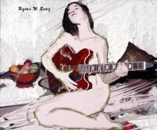 Christina and Guitar 300x300