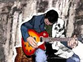 Man With Guitar 300x300