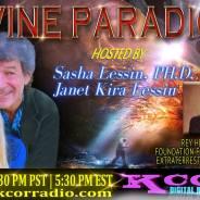 Rey Hernandez ~ 03/15/16 ~ Divine Paradigm ~ KCOR ~ Janet Kira & Dr. Sasha Lessin
