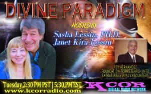 Rey Hernandez Divine Paradigm 03-15-2016 - 980139_849387641838397_8338084821846854034_o