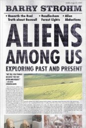 Barry Strohm Aliens Among Us Cover book 51hoFr++3aL._SX332_BO1,204,203,200_