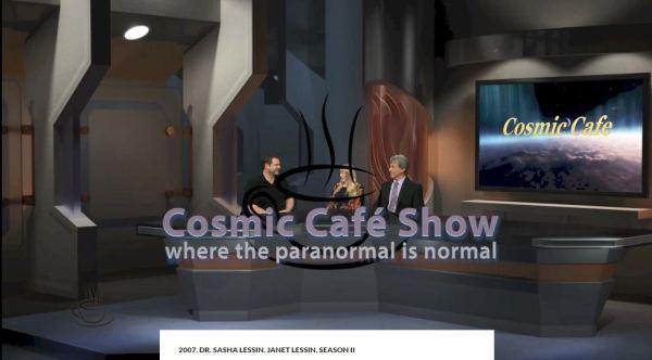 Cosmic Cafe Show Janet & Sasha Episode 2007 Season II