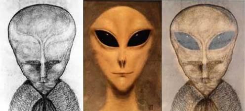alien grey aliens dabbledoo