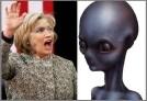 Hillary Aliens UFOs Disclosure Podesta d55cb4d172184131b178ac6f372288e7