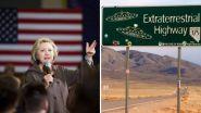 Hillary Area 51 UFOs Disclosure John Podesta image