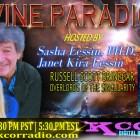 Russell Scott Brinegar ~ 06/28/16~ Divine Paradigm ~ KCOR ~ Janet Kira & Dr. Sasha Lessin