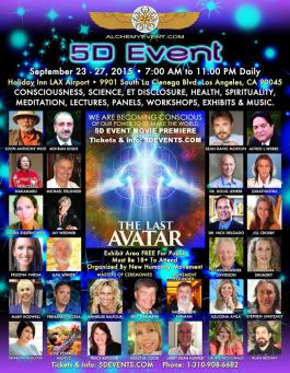 Eric Dadmehr 5D-Event