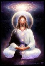 Spiritual cosmic-christ