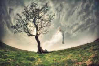 Spiritual gi-out-of-body-swap