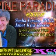Jennifer Stein ~ 08/02/16 ~ Divine Paradigm ~ KCOR ~ Janet Kira & Dr. Sasha Lessin