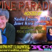 Barbara Jean Lindsey ~ 08/23/16 ~ Divine Paradigm ~ KCOR ~ Janet Kira & Dr. Sasha