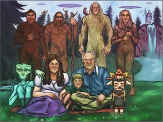 Kewaunee & Kelly Lapseritis family