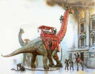 Dinotopia Diluvium