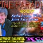 Stewart Swerdlow ~ 02/07/17 ~ Divine Paradigm ~ KCOR Radio ~ Hosts Janet Kira & Dr. Sasha Lessin