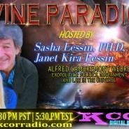 Alfred Webre ~ 03/14/17 ~ Divine Paradigm ~ KCOR ~ Hosts Janet Kira & Dr. Sasha Lessin