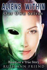 Aliens Within front cover