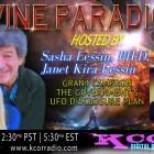 Grant Cameron ~ 03/28/17 ~ Divine Paradigm ~ KCOR ~ Hosts Janet Kira & Dr. Sasha Alex Lessin
