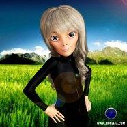 Zion Zeta Hybrid-Girl