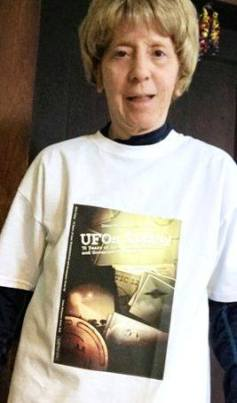 Dr Irena Scott IRENA IN t-shirt