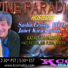 Kathleen Marden ~ 04/11/17 ~ Divine Paradigm ~ KCOR ~ Hosts Janet Kira & Dr. Sasha Lessin