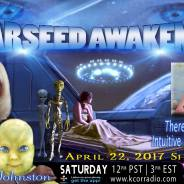 Theresa J. Morris ~ 04/22/17 ~ Starseed Awakenings ~ KCOR ~ Hosts Miesha Johnston & Janet Kira Lessin