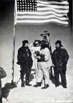 Admiral Byrd Visits Little America la20