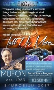 MUFON Symposium WT-Secret-Space-Program