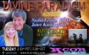 Russ-Kellett--UFO-Investigator-Divine-Paradigm-Dr-Sasha-Lessin-Janet-Kira-Lessin-KCOR-Digital-Radio-Network-Flyer