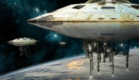 UFO Secret Space Program Disclosure shutterstock_463534583