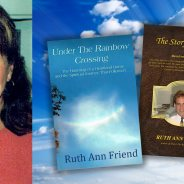 Ruth Ann Friend ~ 03/16/18 ~ Experiencer's Network ~ Host Janet Kira Lessin